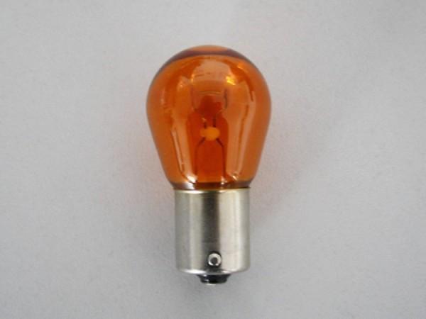 Kugellampe 12V 21W orange