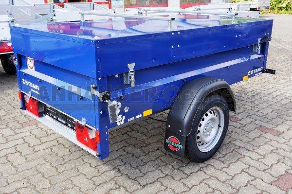 Blue Man 850kg Stema Deckelanhänger