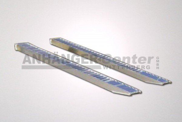 Auffahrrampen, 3240 x 325 mm, 1000 kg, Aluminium